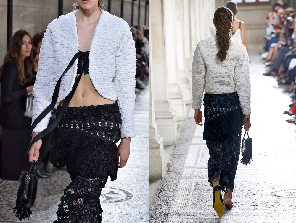 Proenza Schouler Paris Haute Couture Fall Winter 2017-2018 Paris July 2017